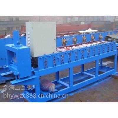 渤海彩钢扣板机彩钢扣板机是生产彩钢的自动化设备,对于一些不太熟悉的人可能觉得只要安装上便可使用