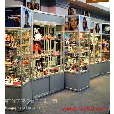 海口展柜租赁,海口展示柜出租,海口精品玻璃柜台设计定制