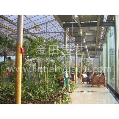 供应大棚建设丨生态餐厅大棚建设