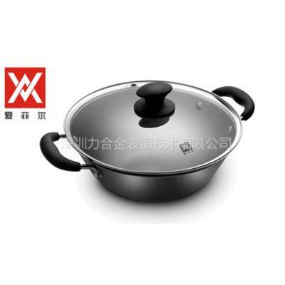 供应供应爱菲尔AG-DA26B爱菲尔无涂层安全防锈铸铁汤锅