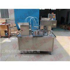 供应上海厂家 供应 10-20ML 低速 易拉直管瓶口服液灌装机