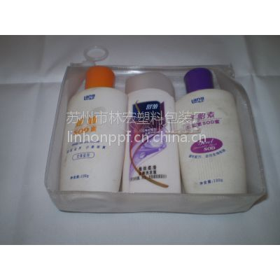 供应PVC袋/化妆品拉链袋/化妆品包装袋
