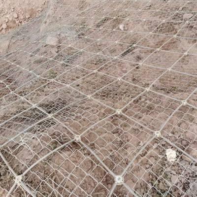 赤峰SNS主动柔性边坡防护网生产厂