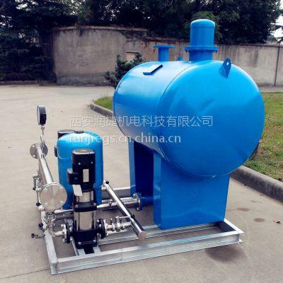 西安变频无负压供水设备 西安生活供水设备管网增压装置 RJ-S131