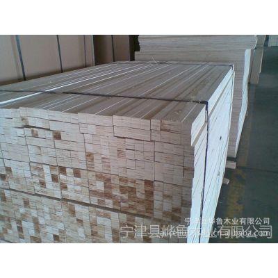 供应山东厂家批发包装玻璃包装用杨木LVL木方,玻璃包装免熏蒸材料