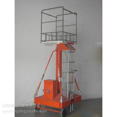 山东启运直销QYTG0.2-18套缸式升降机