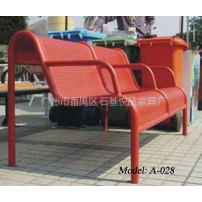 供应大气的广场休闲椅 极具重感的步行街休闲椅-悦品户外设施厂