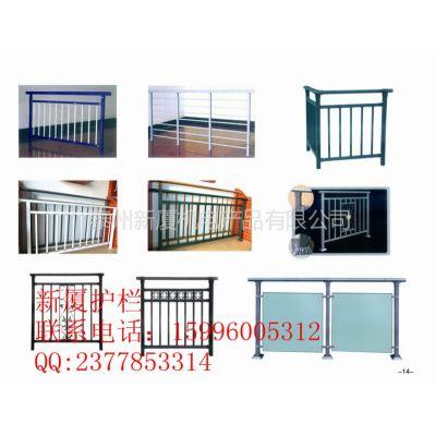 供应普陀小区别墅阳台护栏   组装式阳台护栏   热镀锌阳台护栏