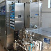 供应早餐工程商用豆浆机-生产线