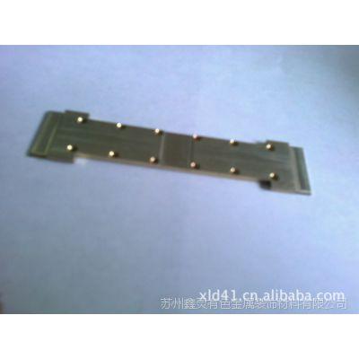 长期提供铝制品化学氧化(金色、本色皮膜)加工