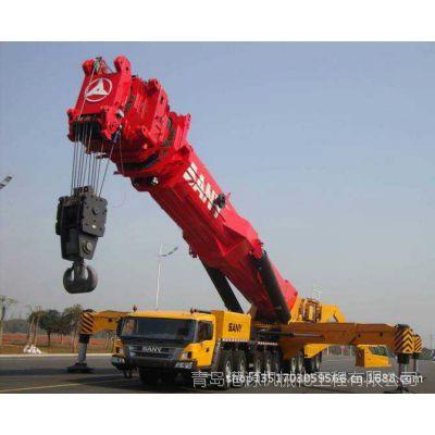 大型80吨120吨汽车吊车租赁200吨汽车吊车400吨履带吊