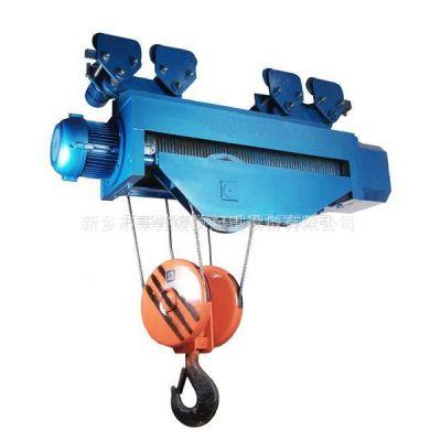 供应大量直供32HC型钢丝绳电动葫芦 价格低廉