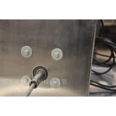 聚鑫食品机械(在线咨询)_烤面筋切割机_烤面筋切割机器