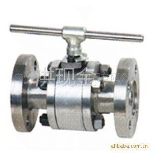 对焊球阀 供应q347n长输管线固定球阀 供应轨道球阀 供应精小型三段式图片