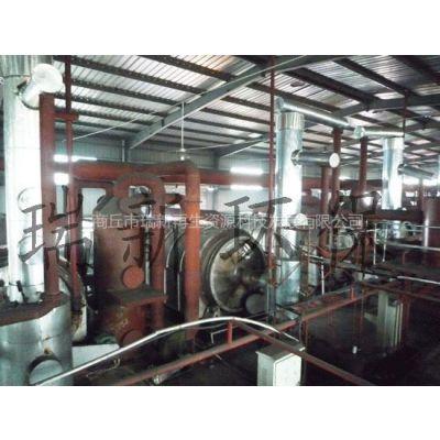 供应环保型废轮胎炼油设备