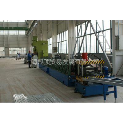 供应引进流水线生产的热镀锌钢跳板
