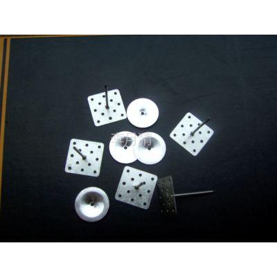 供应镀锌保温钉、塑料保温钉、连体保温钉、镀锌钢保温钉