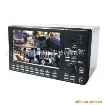 供应7吋液晶螢幕數位錄影機