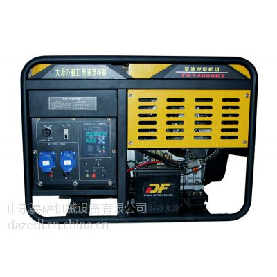 220V10KW柴油发电机