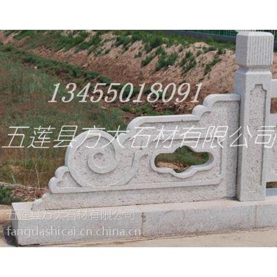 桥栏杆,石材桥栏杆多少钱一米,五莲灰桥栏杆