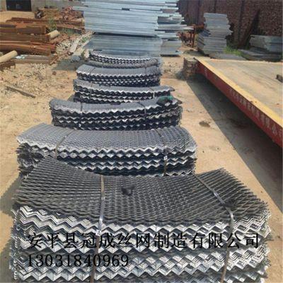 Q235钢笆片 优质钢笆片 100刀钢板网 钢板网厂家 菱形