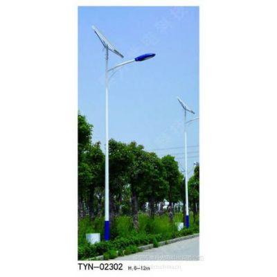 供应供应保定安国市5米高 6米高新农村建设用太阳能路灯