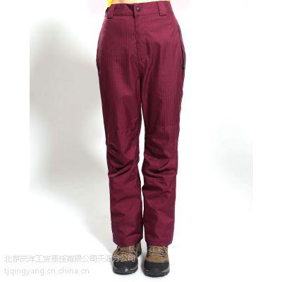 天津冲锋裤批发、高品质订制冲锋裤、制衣厂冲锋裤