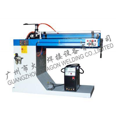 不锈钢方形桶直缝焊机 R角直缝焊接机 全自动角焊机