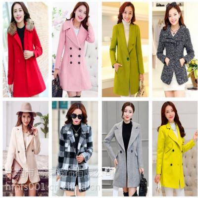 2016短款棉外套女式外套厂家直销尾货短款外套库存处理外套