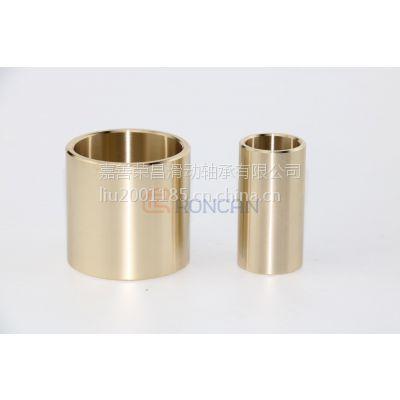 供应QSn7-0.2石墨铜套,自润滑轴承,锡青铜663,荣昌轴承600