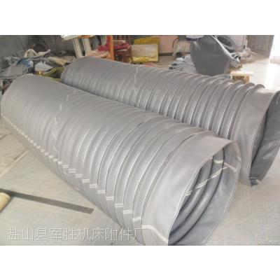 耐温帆布伸缩软连接生产厂家
