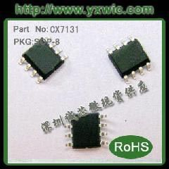供应高精度电源管理IC CX7131