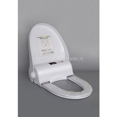 酒店宾馆会所专用一次性马桶垫/自动换套马桶盖/加热座便器