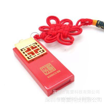 数码产品中国风u盘 u盘定制金属创意广告u盘16G正品U盘 皮套优盘