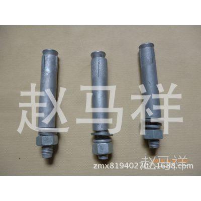 优质热镀锌膨胀螺丝 高品质热镀锌膨胀螺栓 热浸锌膨胀螺丝