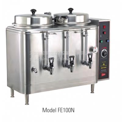 供应美国CECILWARE FE-100N 专业型双缸蒸馏咖啡机
