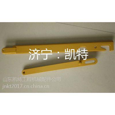 现货出售小松原厂挖掘机配件 小松PC300-7发动机盖罩撑子