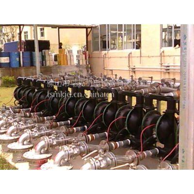 供应进口气动隔膜泵、英格索兰隔膜泵、固瑞克隔膜泵