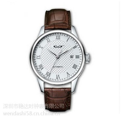 不锈钢石英手表定制 厂家对接 1对1服务 品质好