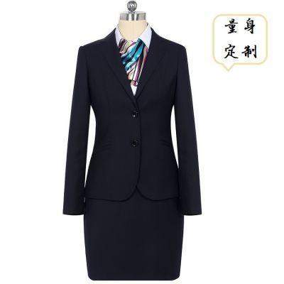 2016新款外套女职业西装TRUMP MAN职业装女装套装女ol正装修身工作服厂家直销
