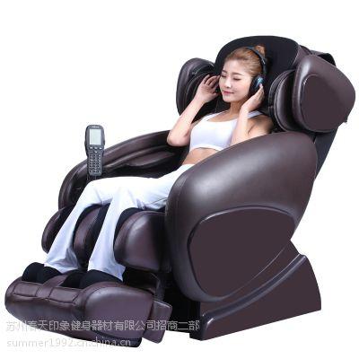 2016年苏州春天印象3D音乐功能按摩椅邀请张掖市批发商加盟