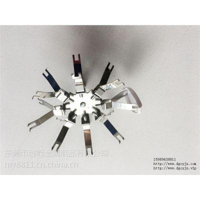 喷涂生产线C形弯头吊具 工装治具连接螺杆 方管连接件