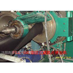 FXJL-300橡胶过滤胶片挤出机为国内技术