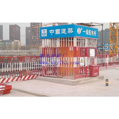 供应工地活动栏杆  工地移动可拆围栏 楼盘临时围栏 工地便宜的临时栅栏