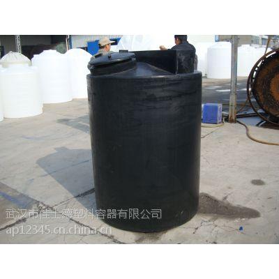 孝感2000L塑料加药箱 2吨盐酸加药箱厂家批发
