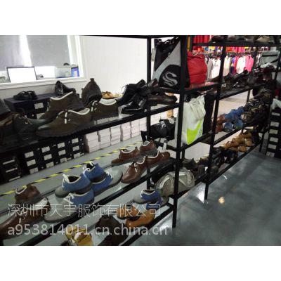 深圳品牌折扣皮鞋批发 10元起批