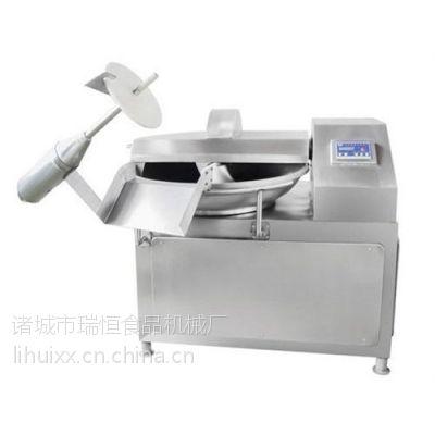 斩拌机|诸城瑞恒机械(图)|高效斩拌机