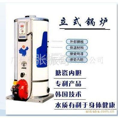 供应韩国ABC5KW热水开水立式锅炉