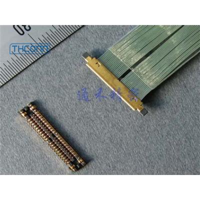 供应 I-PEX 20394-040E-12 原厂连接器及同轴线 现货