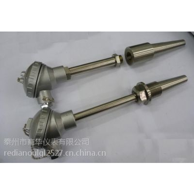 商华供应K型锥形热电偶WRN2-630
